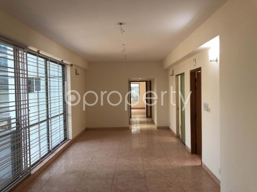 Dining area - 4 Bed Apartment to Rent in Gulshan, Dhaka - 1957695
