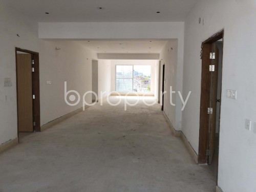 Dining area - 4 Bed Apartment to Rent in Mohakhali DOHS, Dhaka - 1958127