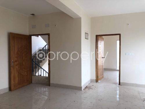 Entrance - 3 Bed Apartment to Rent in Bashundhara R-A, Dhaka - 1966464