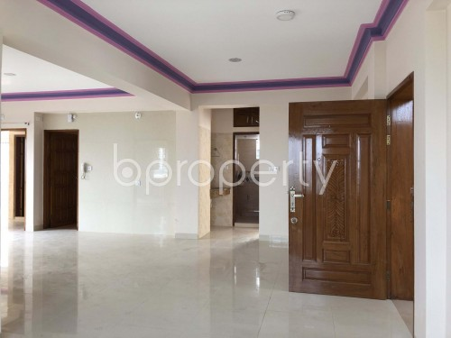 Entrance - 3 Bed Apartment to Rent in Bashundhara R-A, Dhaka - 1977501