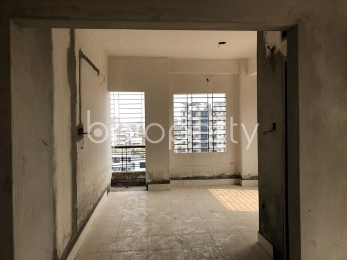 Bedroom - 2 Bed Apartment for Sale in Badda, Dhaka - 1981124