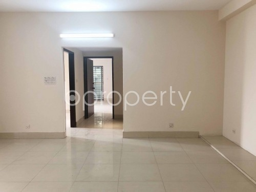 Dining area - 3 Bed Apartment to Rent in Gulshan, Dhaka - 1945556