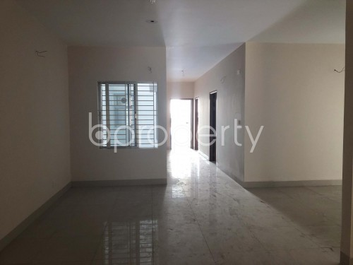 Dining area - 3 Bed Apartment to Rent in Banani, Dhaka - 1996339
